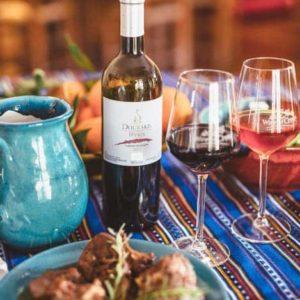 wine meal_469w